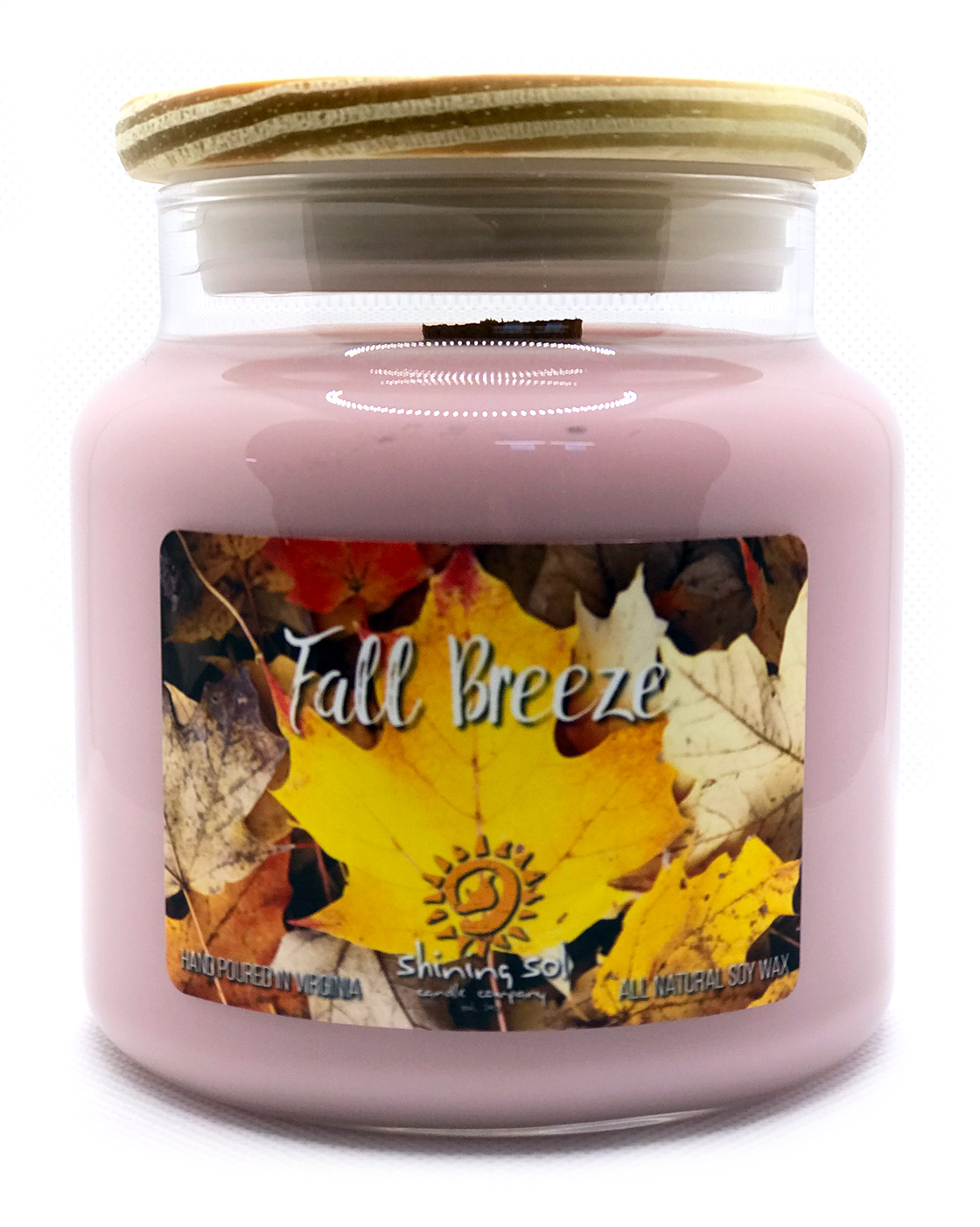 Fall Breeze - Large Jar Candle
