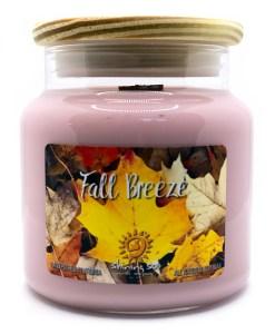 Fall Breeze - Large Jar Candle