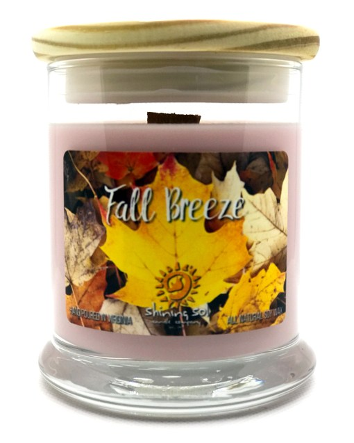 Fall Breeze - Medium Jar Candle