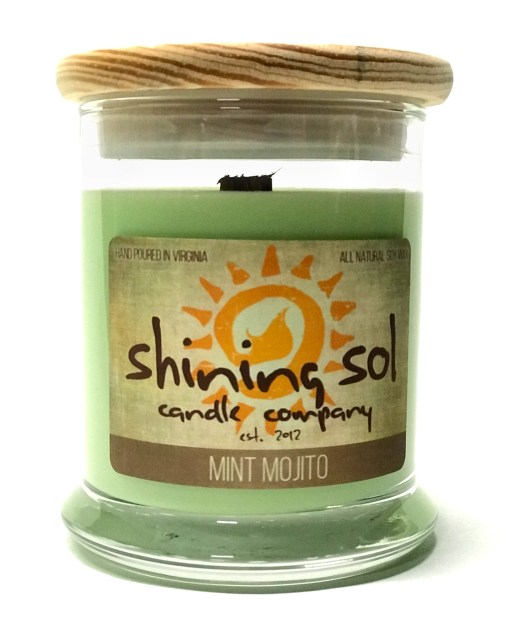 Mint Mojito - Medium Jar Candle