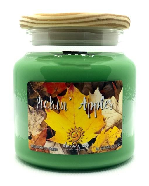 Pickin Apples - Large Jar Candle