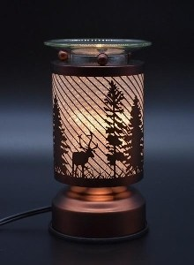 Deer and Woods Copper Touch Warmer
