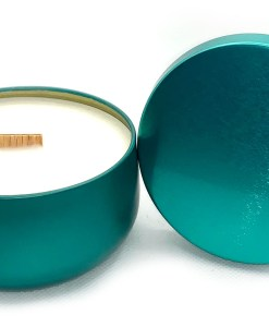 Decorative Tin - Teal