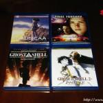Más Anime en BluRay: Compras Cine Julio 2011