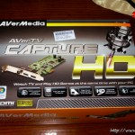 AVerTV Capture HD