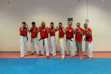 COURS KARATE CONTACT