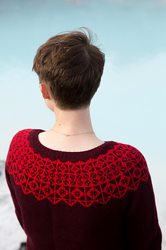 Compass by Tin Can Knits.