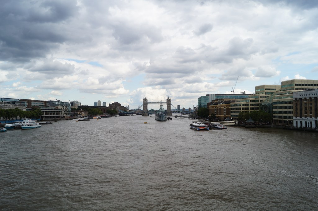 London Bridge eastbound (1)