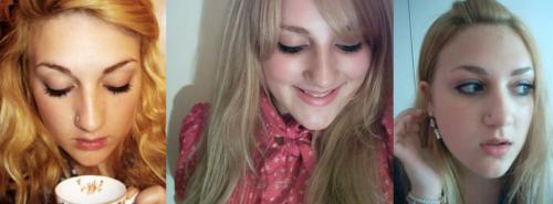 Lauren Bravo Myspace selfies