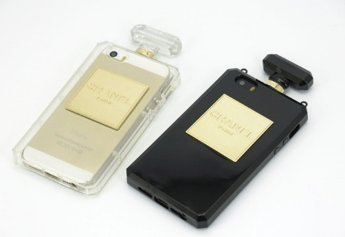 Imitation Chanel No5 iPhone case