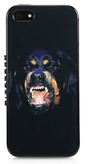 Givenchy Rottweiler iPhone case – £55