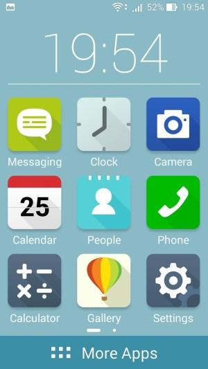 ASUS ZenFone 5 screenshot