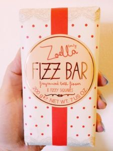 Zoella Fizz Bar