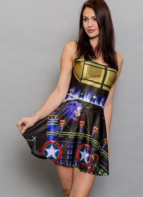 Sonic dress