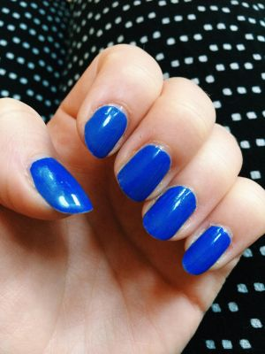 Nails Inc. Gel Effect polish in Old Burlington Street