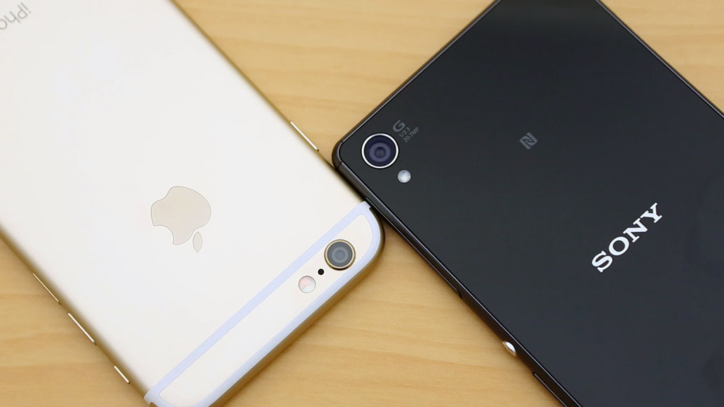 sony-xperia-z3-vs-apple-iphone-6