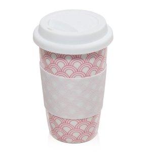 Oliver Bonas porcelain travel cup