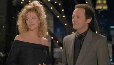 When Harry Met Sally New Year's Eve scene