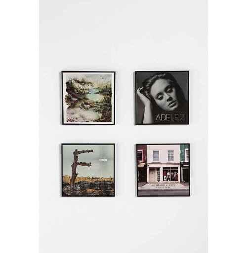 black-album-frame