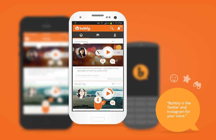 bubbly-app