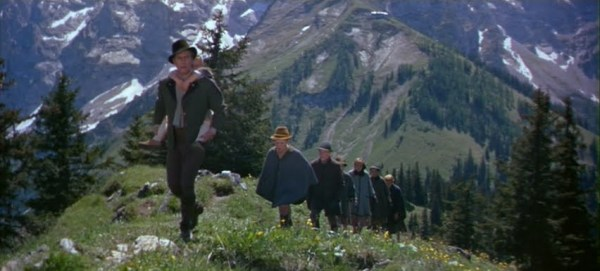 Sound of Music end scene