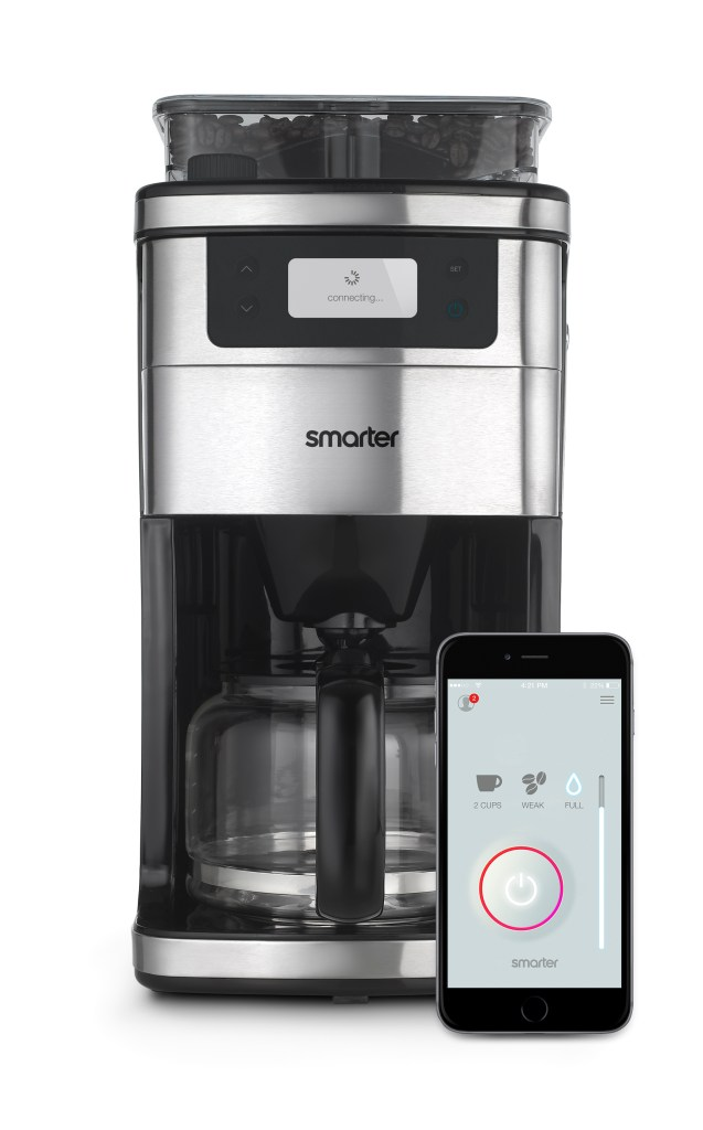 Firebox Smarter Coffee Wifi Coffee Machine