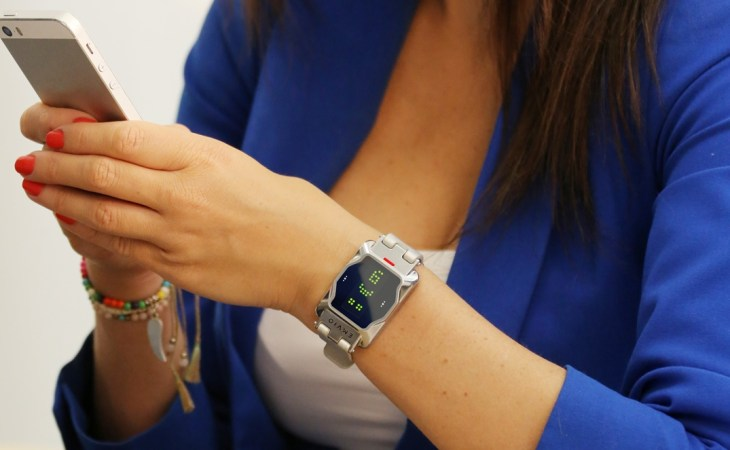 Emvio is a new smart watch with a health-tracking focus.