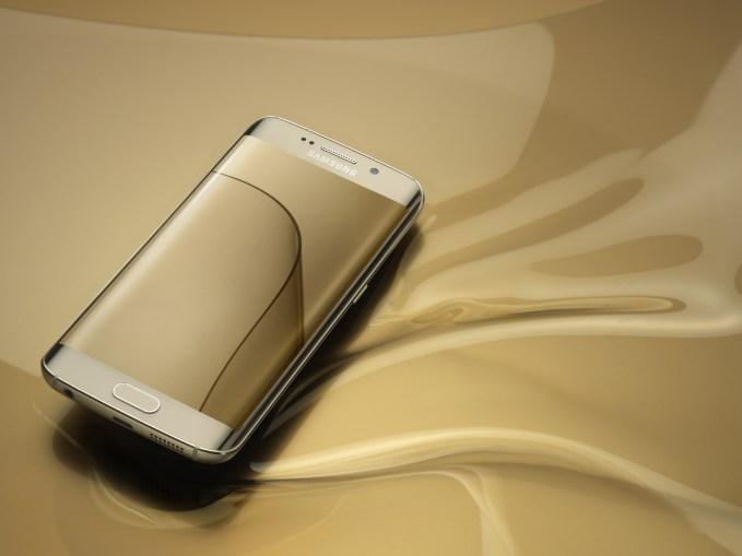 Galaxy S6 edge_Gold Platinum_Art Photo2