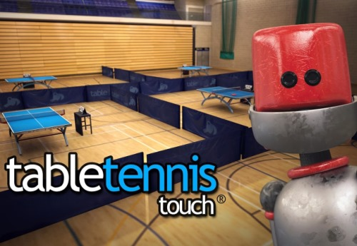 New Android games: Table Tennis Touch.