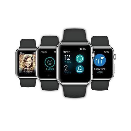 Apple Watch apps: Match.com.