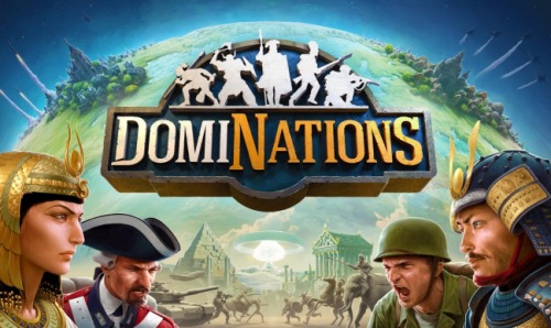 New Android games: DomiNations.