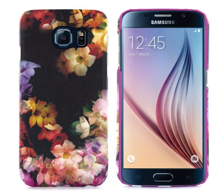 Ted Baker Alli Crosshatch Samung Galaxy S6 Case.