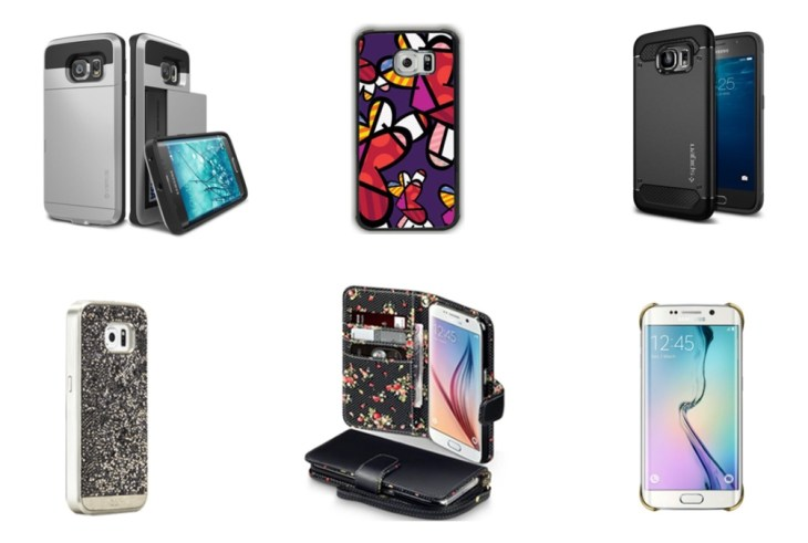 Samsung Galaxy S6 cases.