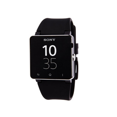 Cheapest smartwatches: Sony Smartwatch SW2.