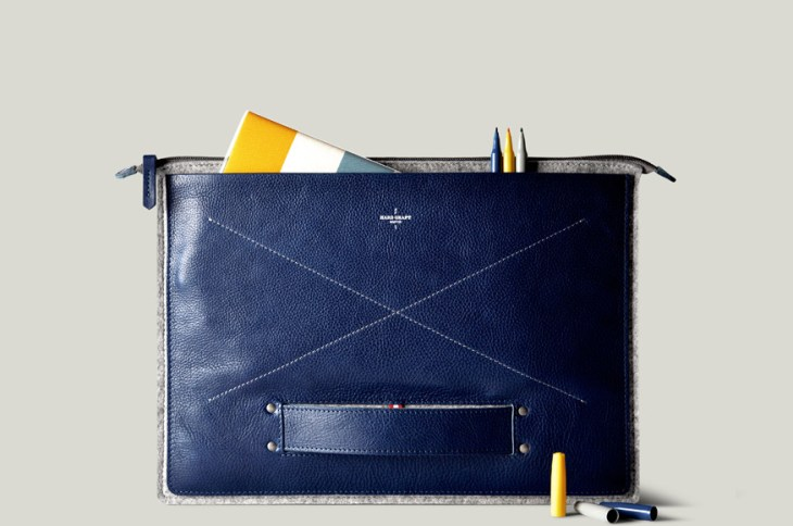 Hard Graft Folio Laptop Case