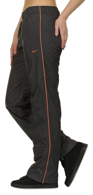 Nike Nylon Taffeta Side Piping Pants Side