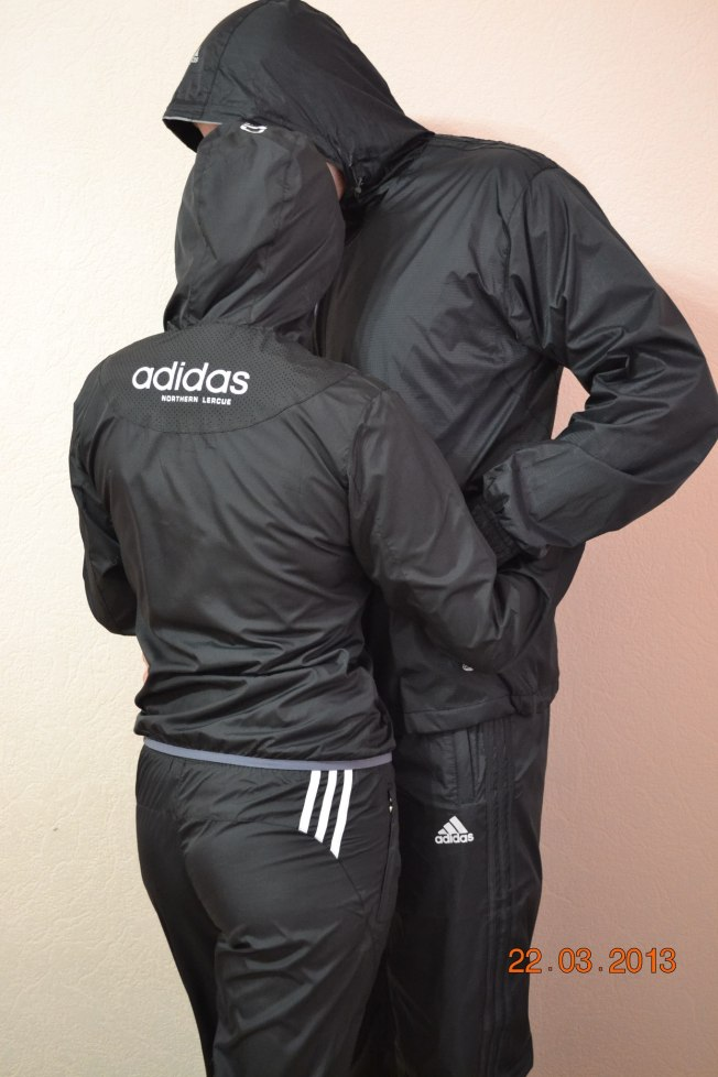 Cute Adidas Couple