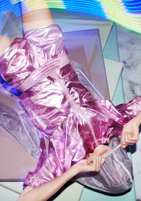 Adidas Stella McCartney Pink Tracksuit