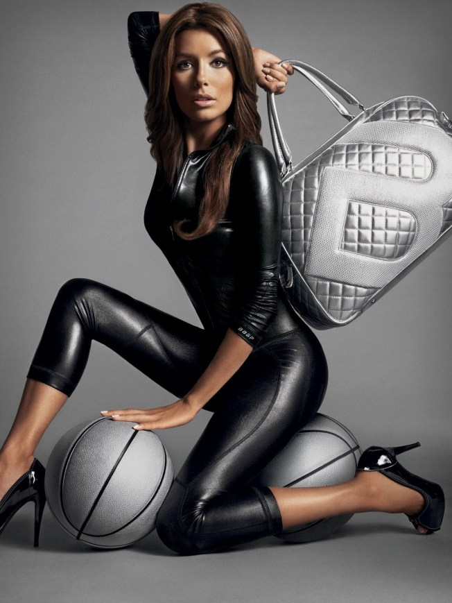 Eva Longoria BBSP bebe Sport Tights