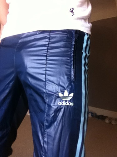 Adidas Originals Cal Surf Shiny Pants