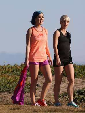 Katy Perry Adidas Photo Shoot 3