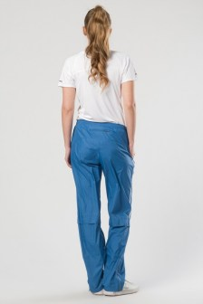 Nike Windfly Pants Back Blue