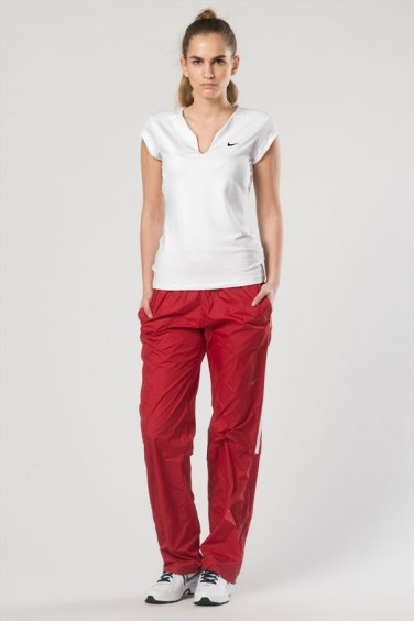 Nike Windfly Pants Front Red