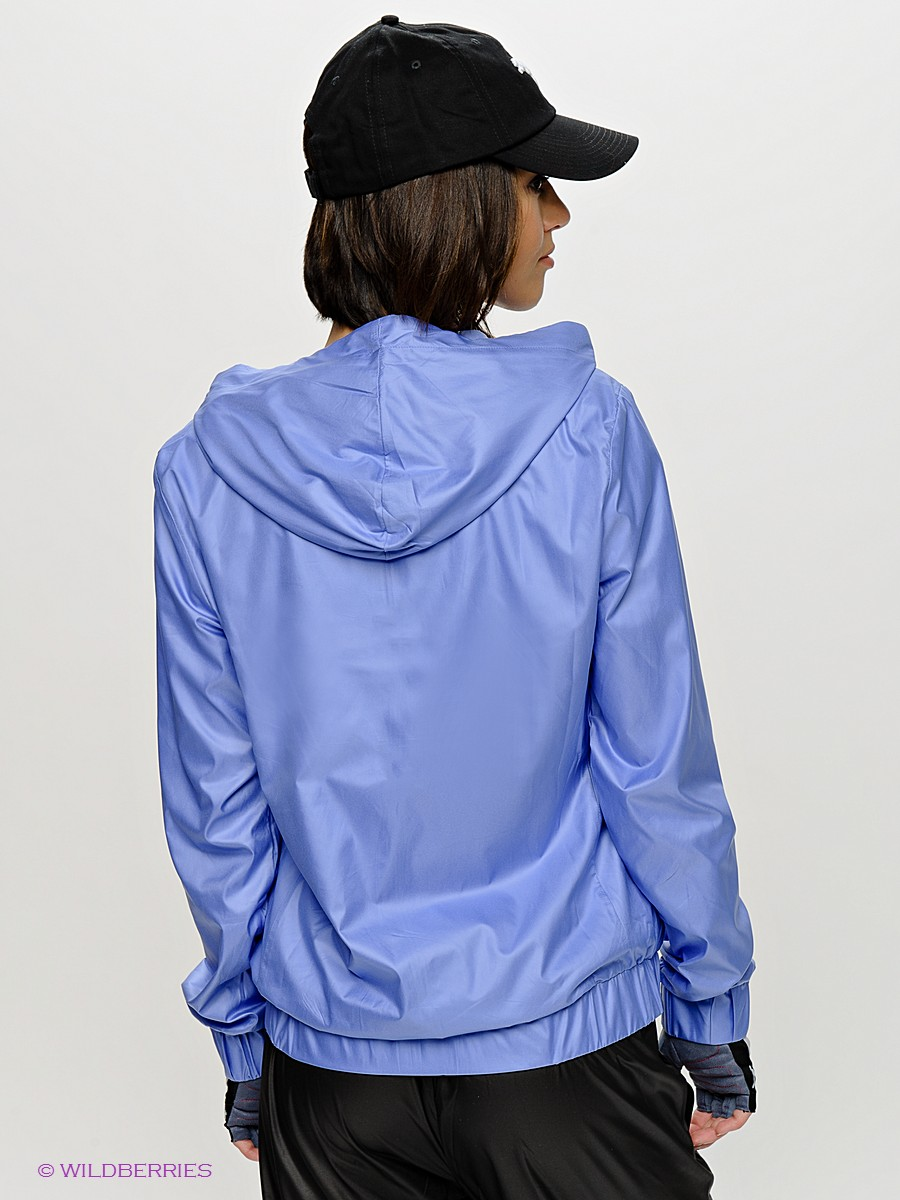 Women's Puma Tracksuit Jacket Back View