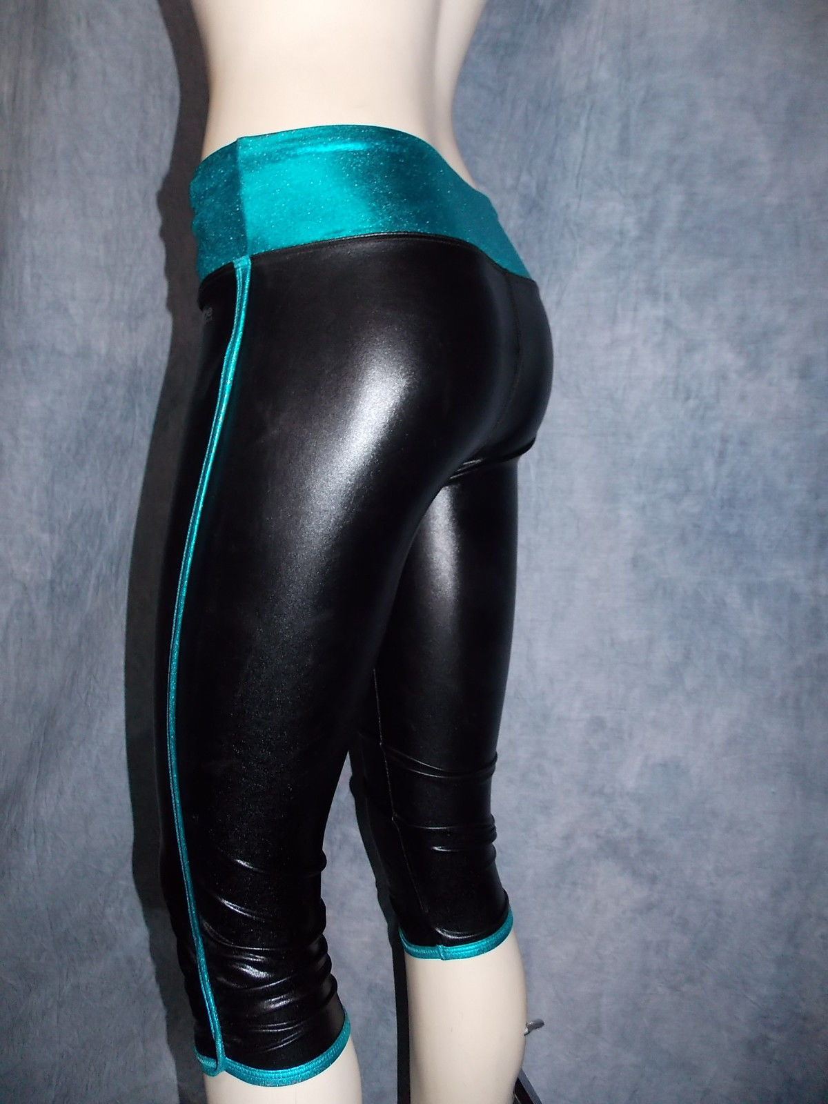 bebe Sport Tights Back View