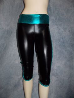 bebe Sport Tights Front View