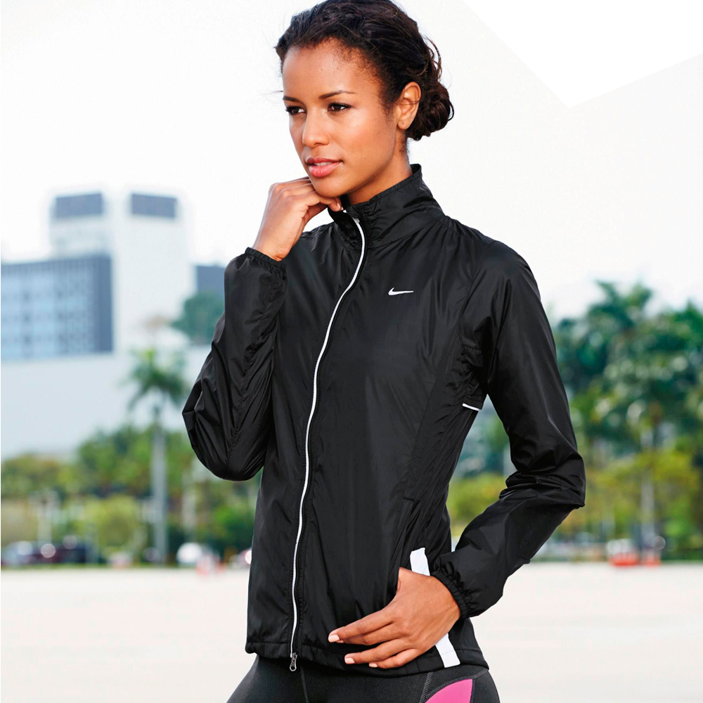 Black Nike Windfly Jacket