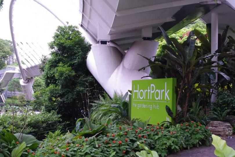 hortpark singapore entrance