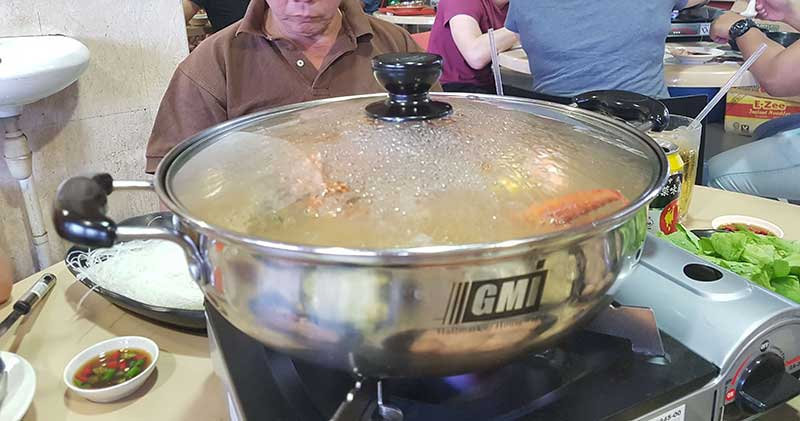 steam grill