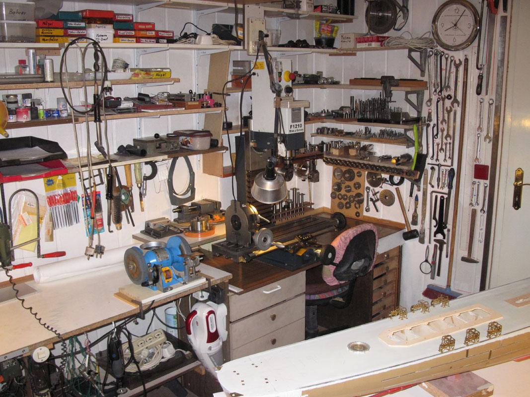 Werkstatt Selber Einrichten Werkstatt Mit System Und